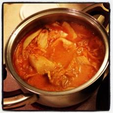 Real Kimchee Jiggae