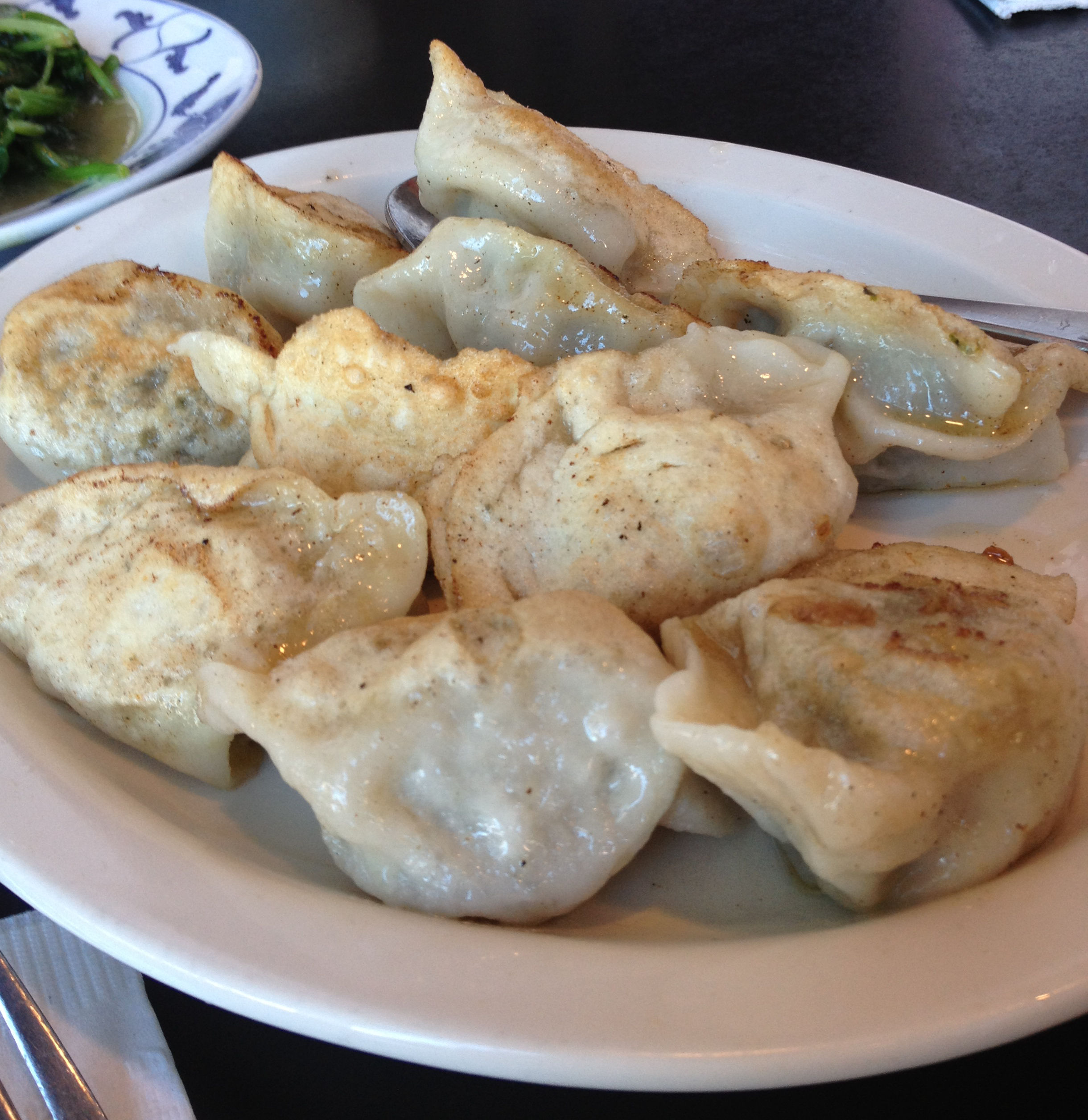 Seasonal Dumplings At Amherst Chinese | The search for the world's ...