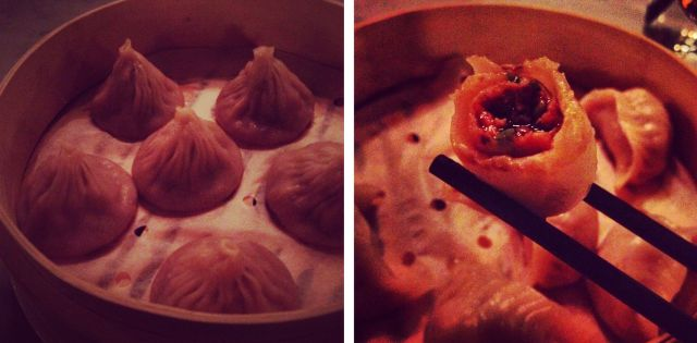 Xiao Long  Bao and Steamed Pork Dumplings