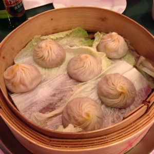 Joe's Ginger Soup Dumplings