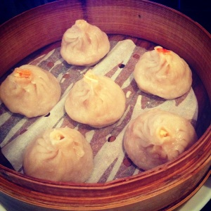 Crab & Pork Xiao Long Bao