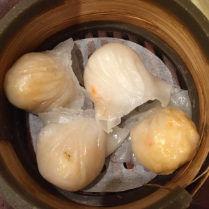 "Steamed ""Shrimp"" Dumplings"
