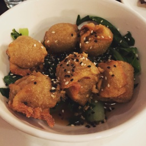 Seitan Dumplings