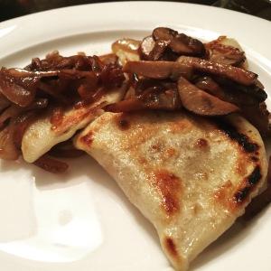 Potato and Onion Pierogies