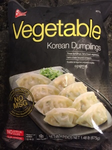 Yissine Vegetable Korean Dumplings