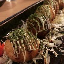 Takoyaki at Izakaya Ida