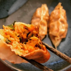 Kimchi filling