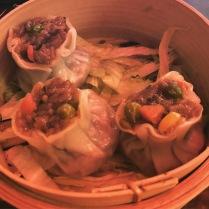 Vegan Shanghai Shumai