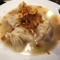 Soup Dumplings in Soup