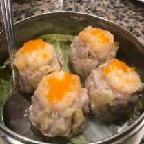 Pork and Shrimp Shumai